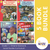 Ontario Grade 1 Science & Social Studies 5 Book Bundle!