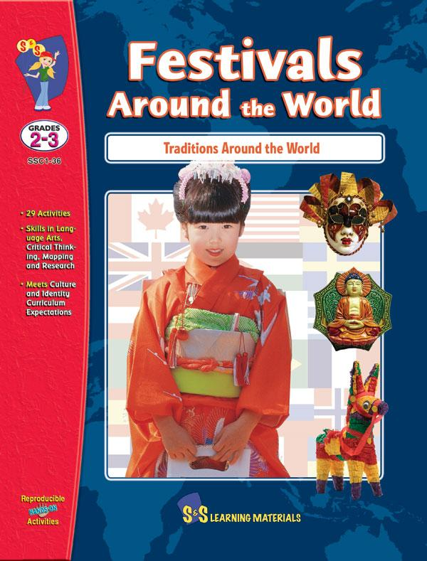 Festivals Around the World Grades 2-3