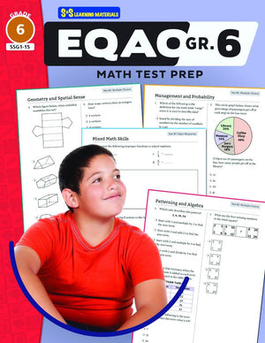 EQAO Grade 6 Math Test Prep Guide