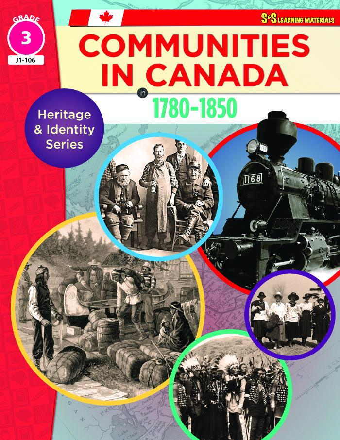 Communities in Canada 1780-1850 Grade 3