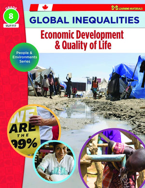 Global Inequalities Grade 8: People & Environment Series
