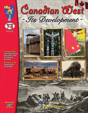 Canadian West - It's Development Grades 7-8