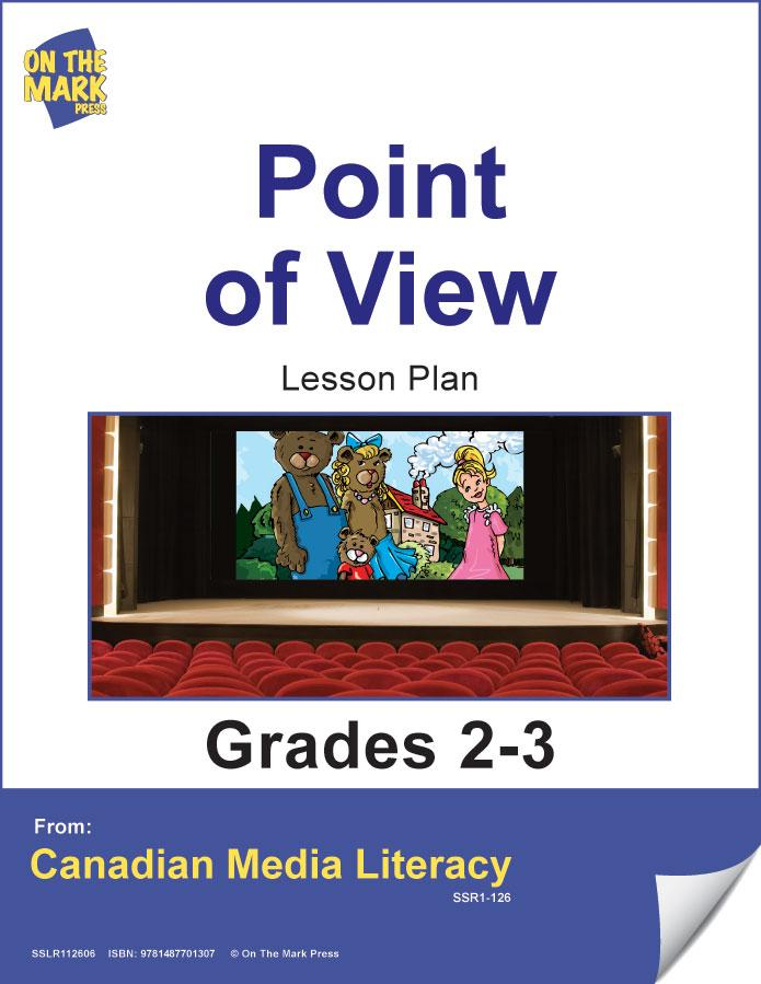 Point Of View Gr. 2-3 E-Lesson Plan