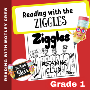 Reading With The Ziggles Gr. 1
