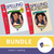 Spelling Grade 3 Program & Blacklines Bundle! * 36 Weeks of Content!