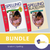 Spelling Grade 4 Program & Blacklines Bundle! * 36 Weeks of Content!