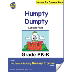 Humpty Dumpty Literacy Building  Aligned To Common Core Gr. PK-K
