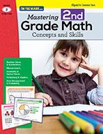 Mastering Second Grade Math - US Version- Aligned to Common Core