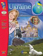 All About Ukraine Grades 3-5