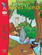 Reading with Robert Munsch Author Study Grades 1-3