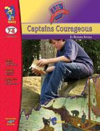Captains Courageous, by Rudyard Kipling Lit Link Grades 7-8