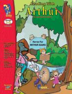 Reading with Arthur Author Study Grades 1-3