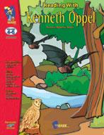 Reading with Kenneth Oppel Author Study Grades 4-6