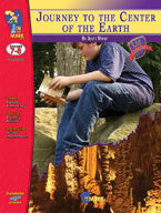 Journey to the Center of the Earth Lit Link Grades 7-8