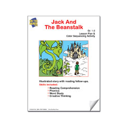Jack & The Beanstalk Gr. 1-3 Lesson Plan