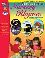 10 Literacy Building Nursery Rhymes Aligned to Common Core Gr. PK-Kindergarten