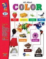 All About Color Grades Kindergarten to 1