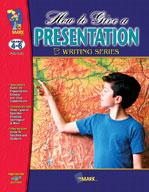 How to Give a Presentation Grades 4-6