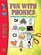 Fun with Phonics - Teaching Tips, Activities & Clip Art