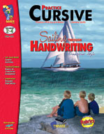 Traditional Cursive Practice Workbook Grades 2-4