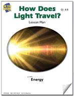 How Does Light Travel? Gr. 4-6 (e-lesson plan)