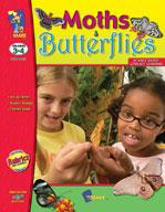 Moths & Butterflies Grades 3-4