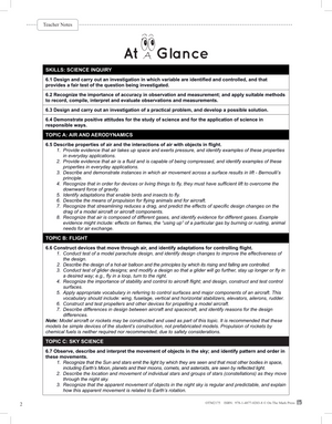 Alberta Grade 6 Science Curriculum