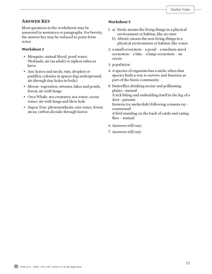 Alberta Grade 7 Science Curriculum