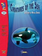 Creatures of the Sea Grades 2-4