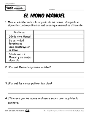SOLO PARA NINOS JUST FOR BOYS GR. 1-3 ALIGNED TO COMMON CORE