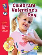 Celebrate Valentine's Day Grades Kindergarten to 3
