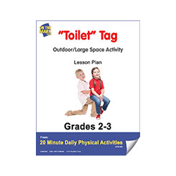 """Toilet"" Tag Gr. 2-3"