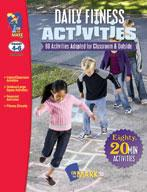 Daily Fitness Activities Grades 4-6