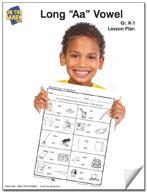 "Long ""Aa""  Vowel Lesson One: Kindergarten - Grade 1"