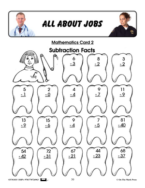 All About Jobs Grades 1-3