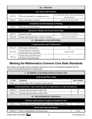 Today's Families Grades 2-3 - Aligned to Common Core