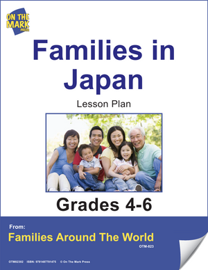 Families in Japan Lesson Plan Grades 4-6