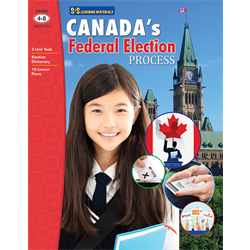 Canada's Federal Election Process Gr. 4-8