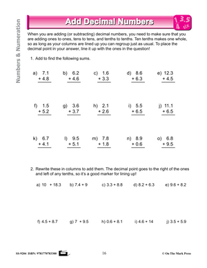 Canadian Math Home Practise Grade 4