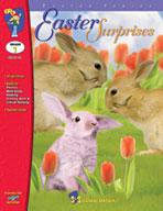 Easter Surprises Theme Grade 1 book