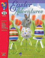 Easter Adventures Theme Grades 3-4 book