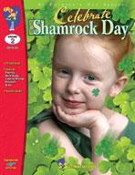 Celebrate Shamrock Day Theme Grade 2 book