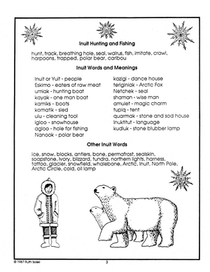 An Inuit Community Gr. 3-4