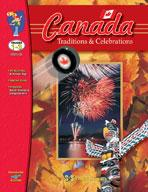 Traditions & Celebrations in Canada Grades 1-3