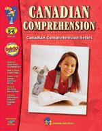 Canadian Comprehension Grades 5-6