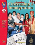 Canadian Citizenship & Immigration Grades 4-8
