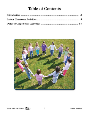 Canadian Quality Daily Physical Activities Grades Kindergarten to 1