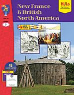 New France & British North America 1713-1800 Grade 7 Hight Interest/Low Vocabulary