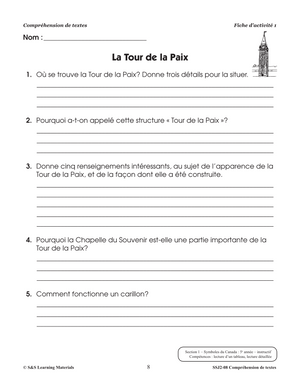 Comprehension de Textes 5-6 (Enhanced eBook)