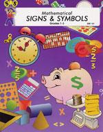 Mathematical Signs & Symbols Grades 1-3